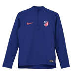 Sweat-shirt Atletico Madrid 2018-2019 (Bleu Roi)