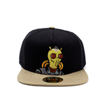 Casquette Rick and Morty