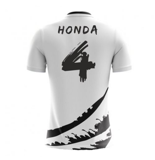 T-shirt Japon Football 2018-2019 Away