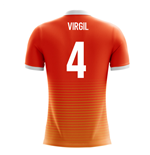 Maillot de Football Hollande Airo Concept Home 2018-2019 (Virgil 4)