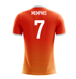 Maillot de Football Hollande Airo Concept Home 2018-2019 (Memphis 7)