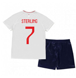 Tenue de football pour enfant Angleterre Football 2018-2019 Home