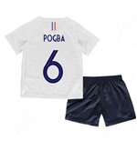 Tenue de football pour enfant France Football 2018-2019 Away