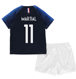 Tenue de football pour enfant France Football 2018-2019 Home