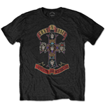T-shirt Guns N' Roses: Appetite for Destruction