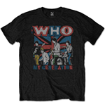 T-shirt The Who: My Generation Sketch