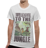 T-shirt Le Livre de la Jungle - Welcome To The Jungle