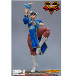 Street Fighter V figurine 1/12 Chun-Li 17 cm