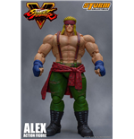 Street Fighter V figurine 1/12 Alex 18 cm