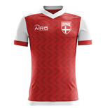 Maillot de Football Danemark Home Concept 2018-2019