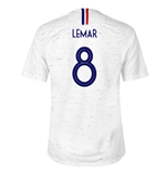 Maillot France Football 2018-2019 Away