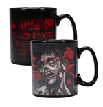 Resident Evil mug effet thermique Zombie