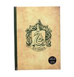 Harry Potter cahier lumineux Slytherin