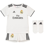 Tenue de football pour enfant Real Madrid 2018-2019 Home
