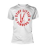 T-shirt Stiff Little Fingers - Digits