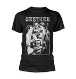 T-shirt Seether HAPPY FAMILY