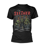 T-shirt Seether MIND CONTROL