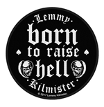 Patch Lemmy - Design: Born to Raise Hell