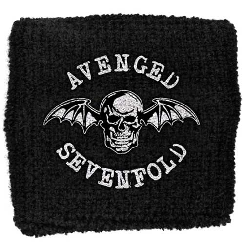 Serre-poignet Avenged Sevenfold  - Design: Death Bat