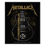 Patch Metallica - Design: Hetfield Guitar