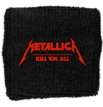 Serre-poignet Metallica - Design: Kick 'Em All