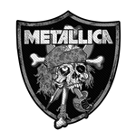 Patch Metallica - Design: Raiders Skull
