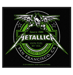 Patch Metallica - Design: Beer Label