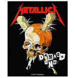 Patch Metallica - Design: Damage Inc