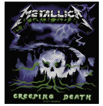 Patch Metallica - Design: Creeping Death