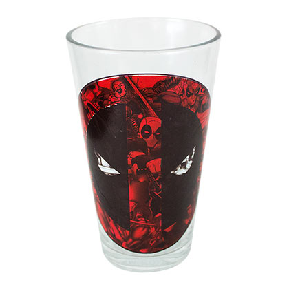 Verre Deadpool