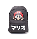 Sac à Dos Nintendo - Super Mario Japanese Text