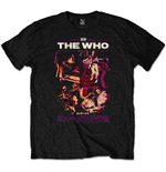 T-shirt The Who  pour homme - Design: Japan '73