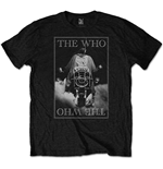 T-shirt The Who  pour homme: Quadrophenia Classic
