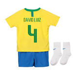 Maillot Brésil Football 2018-2019 Home