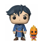 Ni no Kuni II Revenant Kingdom POP! Games Vinyl figurine Roland & Higgledy 9 cm