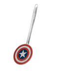 Marvel spatule Coloured Captain America Shield