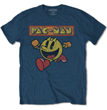 T-shirt Pac-Man pour homme - Design: Eighties
