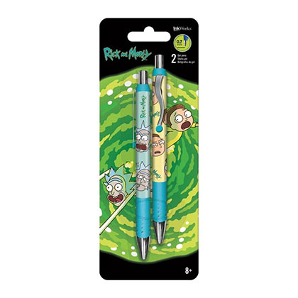 Stylo Rick and Morty