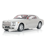 ROLLS ROYCE PHANTOM COUPE' 2009 SILVER