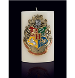 Harry Potter bougie XXL Hogwarts 20 x 13 cm