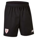 Short Athletic Bilbao 2018-2019 Home (Noir)