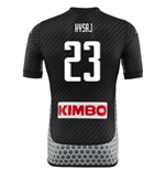 Maillot 4th SSC Naples Kappa 2018-2019 (Hysaj 23)