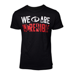 T-shirt The Incredibles 305258