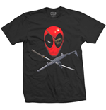 T-shirt Deadpool 305509