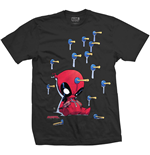 T-shirt Deadpool - Suckers