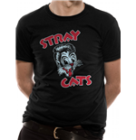 T-shirt Stray Cats - Logo