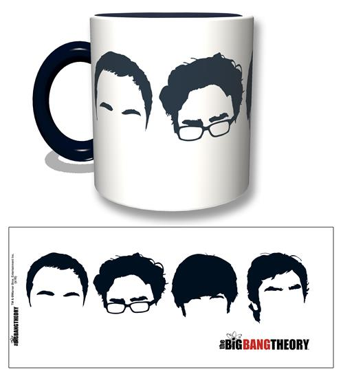 Tasse Big Bang Theory 305548