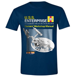 T-shirt Star Trek  305619