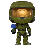 Halo POP! Games Vinyl figurine Master Chief with Cortana 9 cm