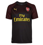 Maillot Arsenal 2018-2019 Home (Noir)